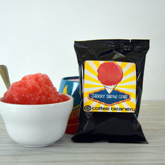 Cherry Snow Cone Flavored Coffee