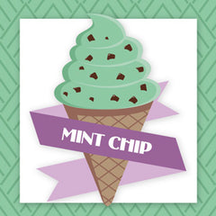Mint Chip Flavored Coffee