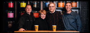 Coffee Beanery Owners
