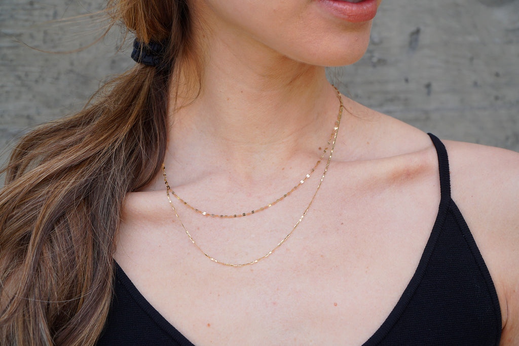 Layered Malibu Blake Necklace
