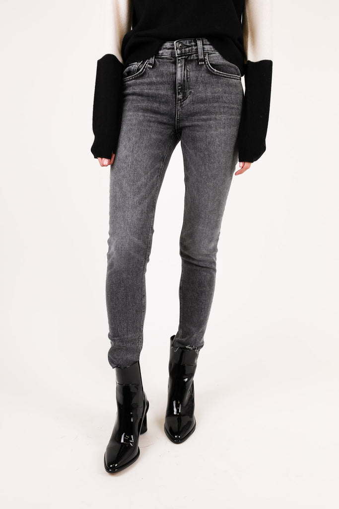 Cate Mid-Rise Ankle Skinny