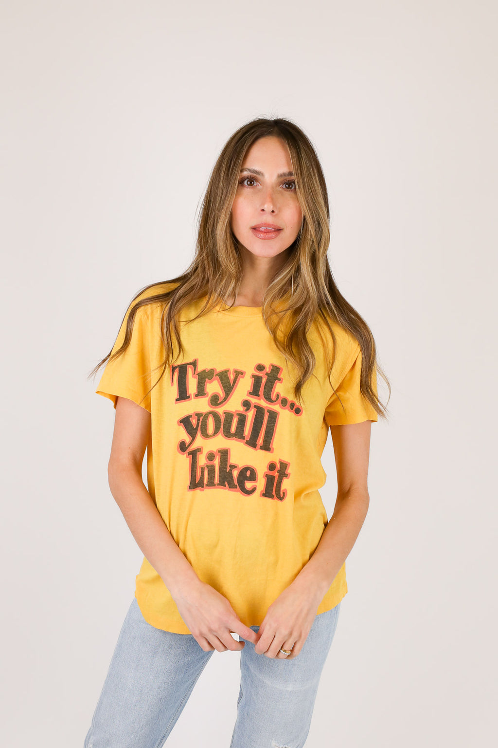 Try It You'll Like It Classic Tee