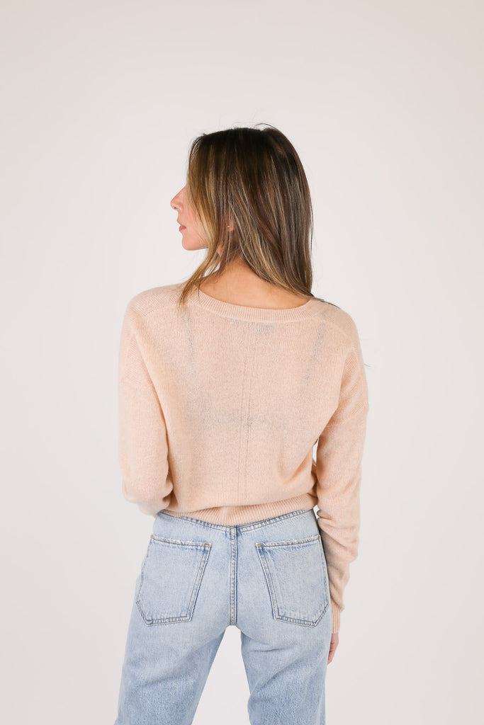 Alexandria V-Neck Sweater