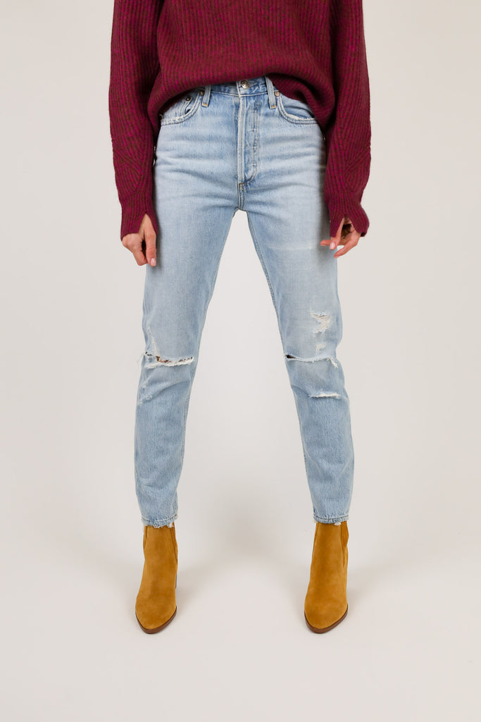 Jamie High Rise Classic Fit