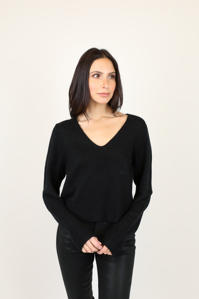 Wendi V-Neck Sweater