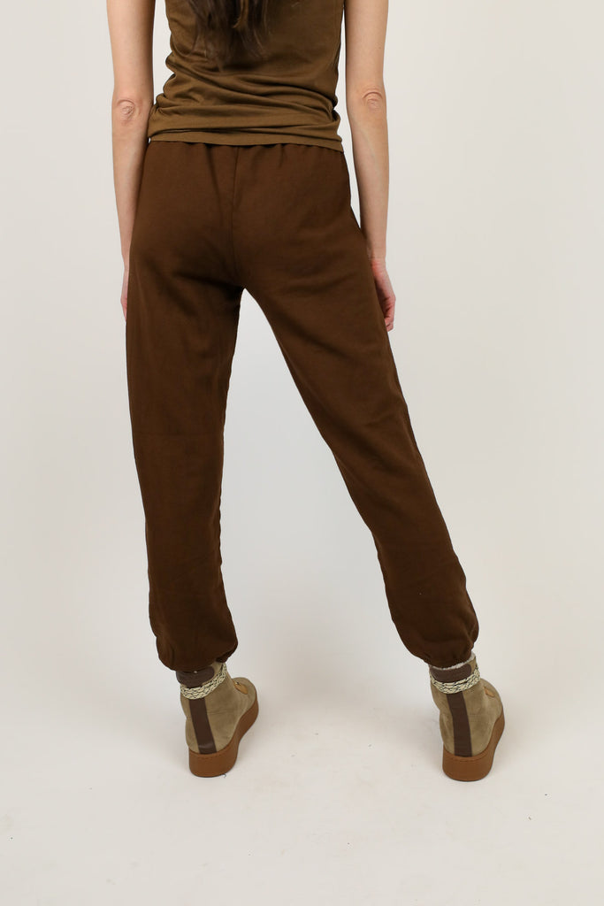 Supersoft Fleece High Waisted Vintage Sweatpant