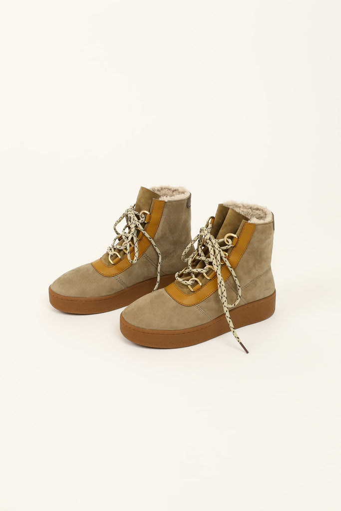 Oslo Lace Up Boot