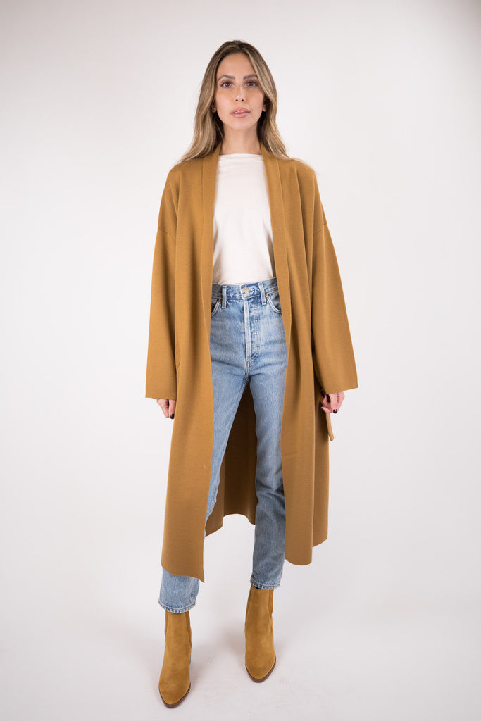 Emory Sweater Coat