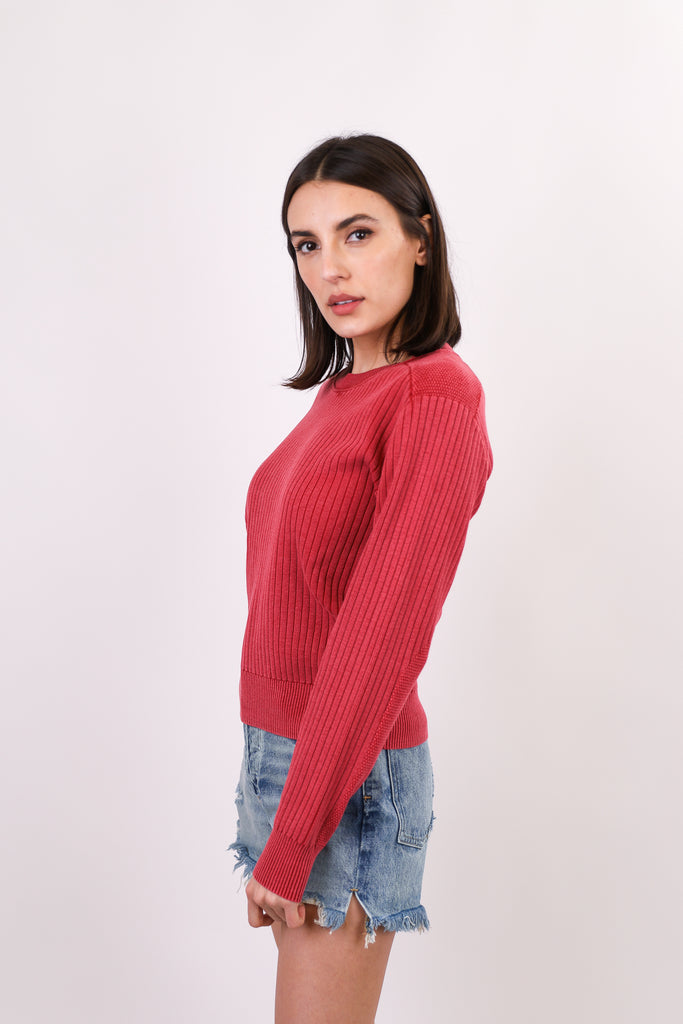 Irwin Crew Neck Top