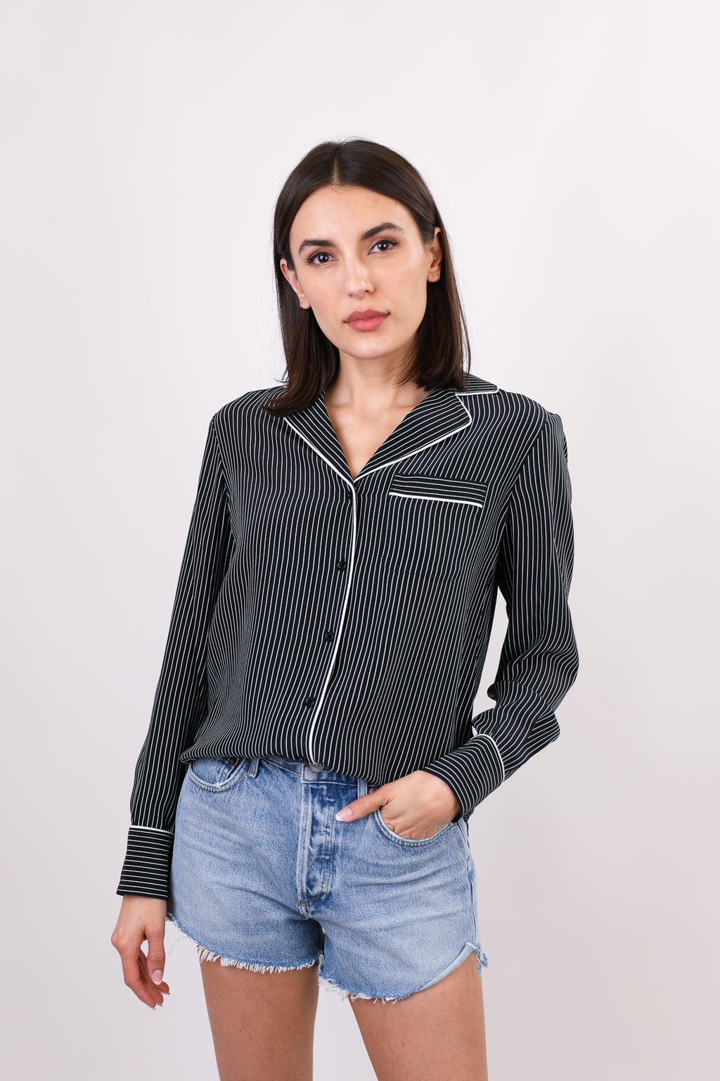 Luca Long Sleeve PJ Top