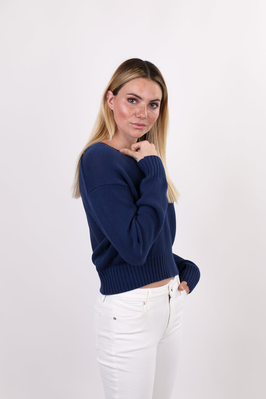 Bailey V-Neck Sweater
