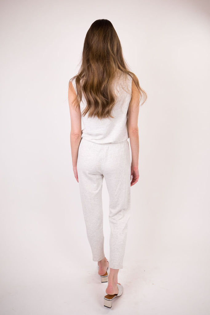 Supersoft Jumpsuit with Patch Pockets