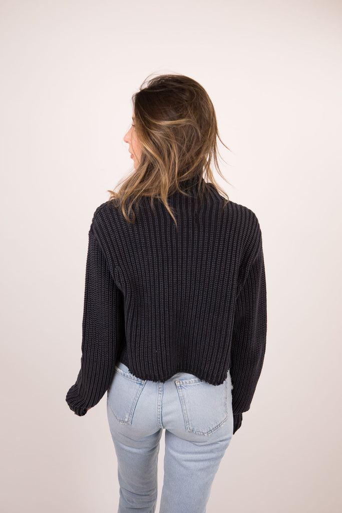 Beau Turtleneck Sweater