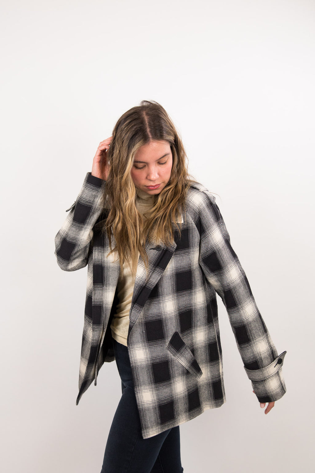 Nikki Oversized Coat