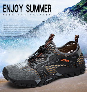 Breathable Hiking Shoes.