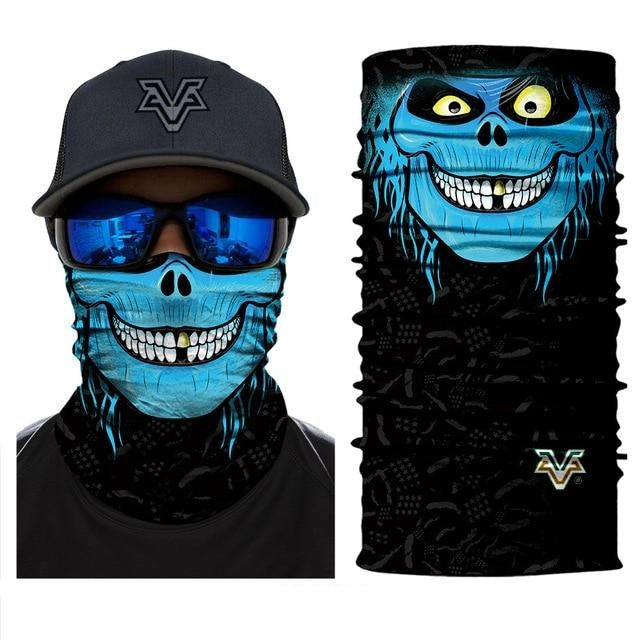 3D Venom Spider Bandanna/Scarf Covers Neck and Face For Motorcycle, Bicycle, Shield, Air Soft Paintball, Hiking and More.