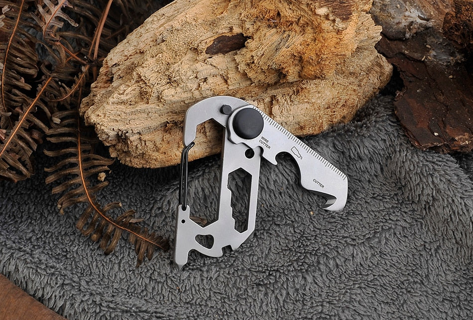 Multi-function Climbing Gear/Tools For Camping, Hiking.