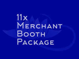 11x BOOTHS PACKAGE - Merchant