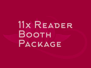 11x BOOTHS PACKAGE - Readers