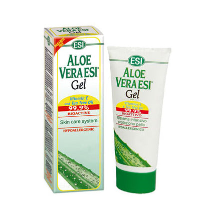 Aloe vera gel z vitaminom E - 100 ml