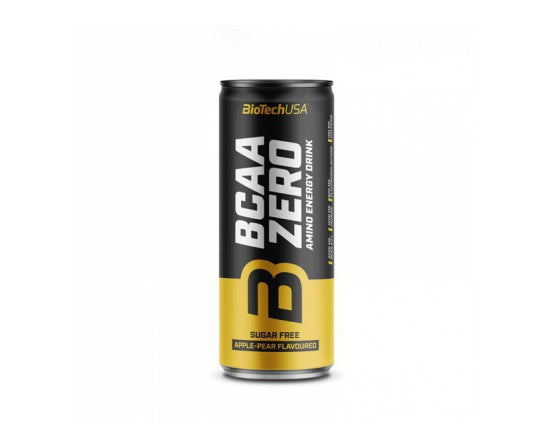 BCAA ZERO ENERGY DRINK 330 ML