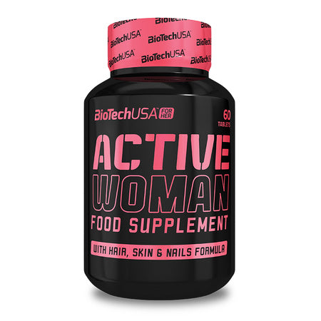 BioTechUSA For Her Active Woman 60 tablet