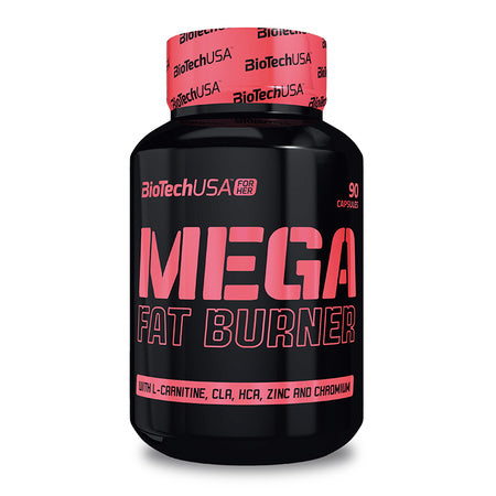 BioTechUSA For Her Mega Fat Burner 90 kapsul