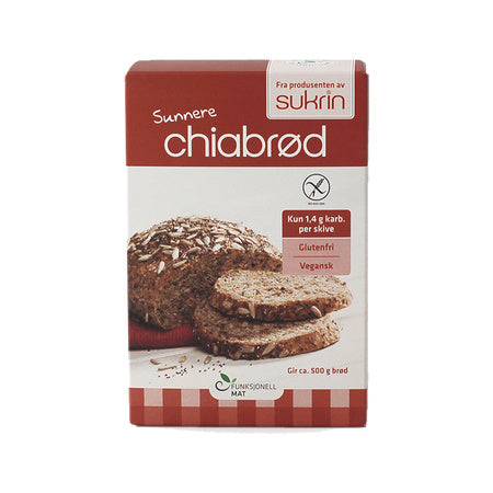 Sukrin Chia Bread Mix 250 g