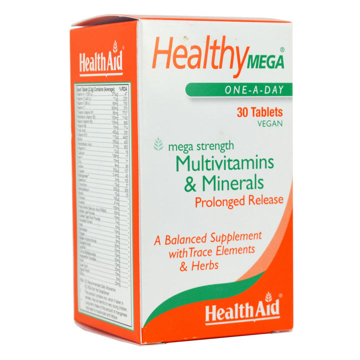 MULTIVITAMINI Healthy Mega