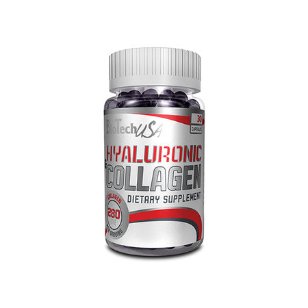 Hyaluronic & Collagen 30 kapsul