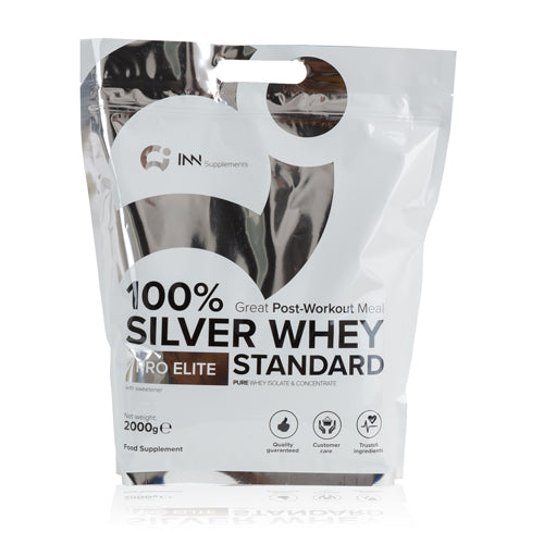 INN Supplements 100% Silver Whey 2000g