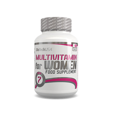 Multivitamin For Women 60 tablet