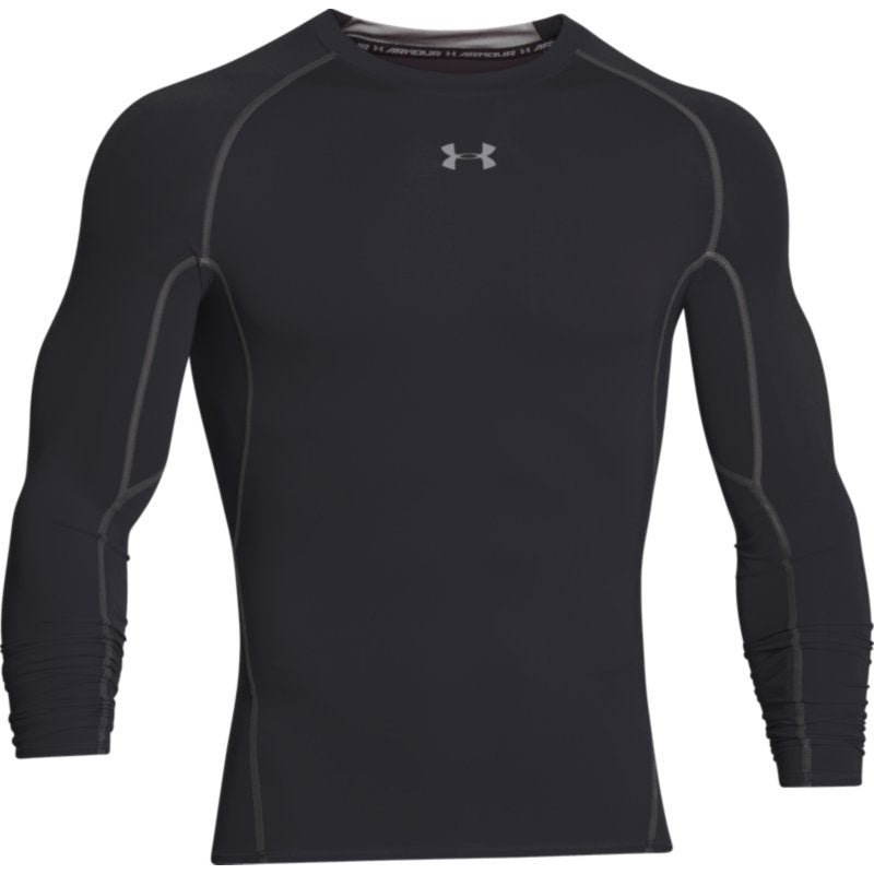 Under Armour UA HG ARMOUR LS-BLK