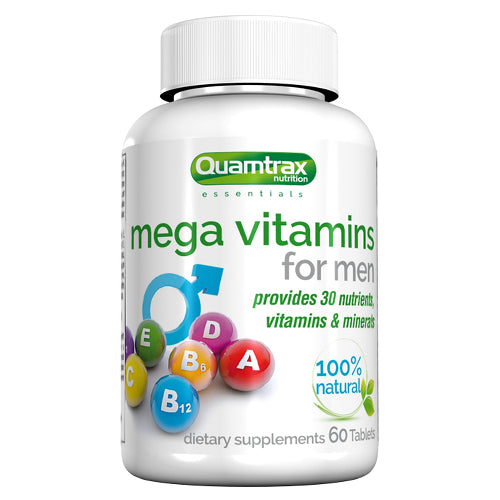 Quamtrax Mega Vitamins Men 60 tablet