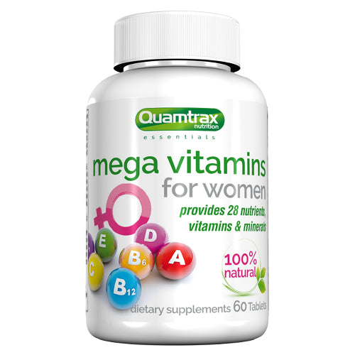Quamtrax Mega Vitamins Women 60 tablet