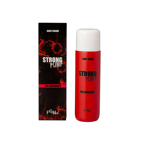 Strong Pump Cream 200 ml