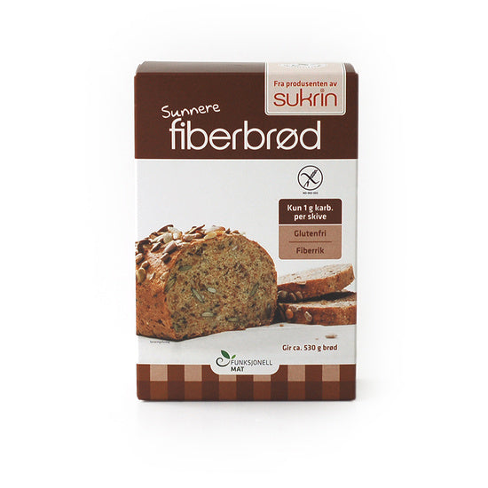 Sukrin Fiber Bread Mix 250 g