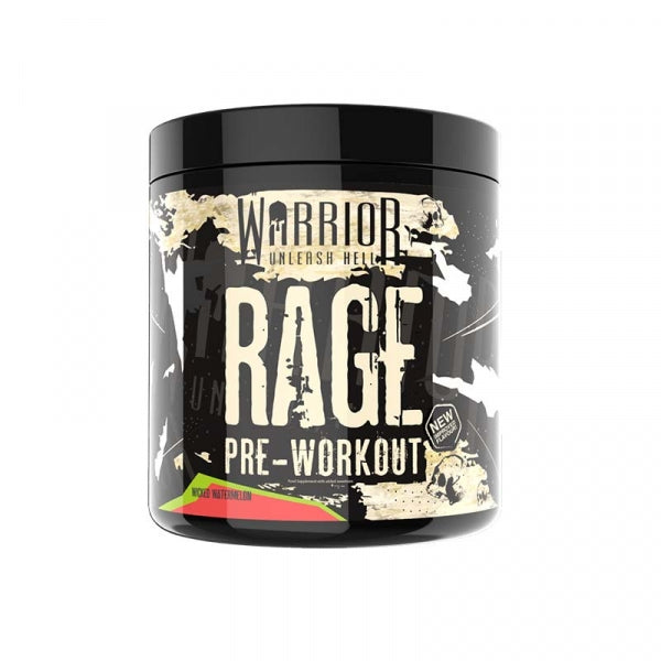WARRIOR RAGE PRE-WORKOUT 392 G