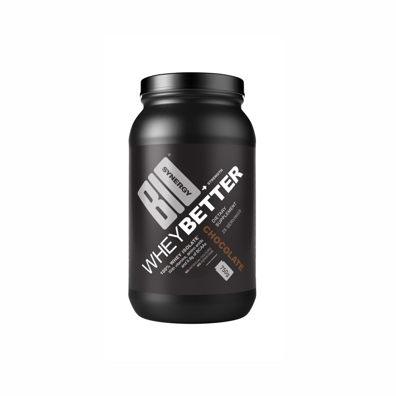 BIO-SYNERGY WHEY BETTER ®