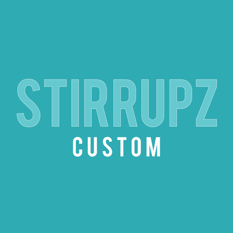 Custom Stirrupz