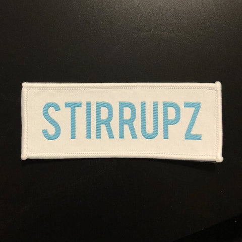 Team Stirrupz Patches