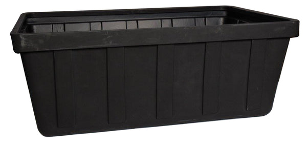 635 Gal Black 550 Gal Tank Spill Containment Unit - No Drain Black Model # 16-550 - Tank Spill Control Tubs