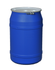 (1 Pallet - qty: 8) 55 Gal. (Blue) Lab Pack, Bolt-Ring, Bung Lid, 1656MB-BRBG2