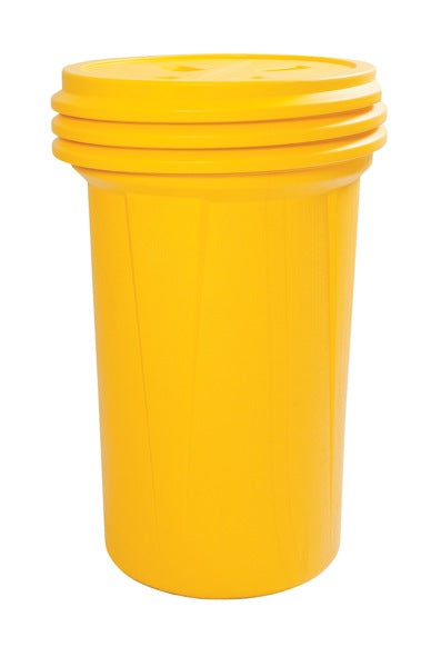 (1 Pallet - qty: 5) 55 Gal. (Yellow) Lab Pack, Screw Lid, 1657