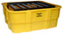IBC Containment Unit-Poly Tub W/Steel Platform - Yellow - Parts & Accessories