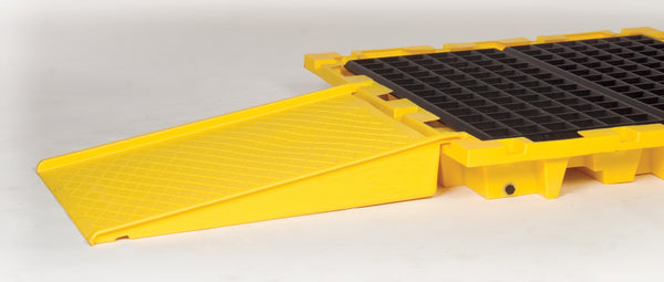 Poly Ramp For Platform Units & 1645 (Yellow) - Yellow - Parts & Accessories