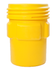 95 Gal. (Yellow) Overpack, Screw Lid, 1690