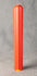 "Material Handling Post Sleeves Ribbed 4"" Bumper Post Sleeve-Orange"
