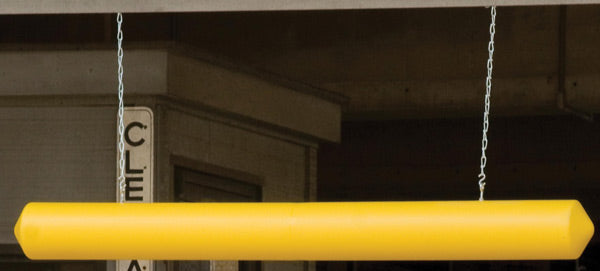 "Material Handling Protective Products Clearance Bars 5"" Clearance Bar Yellow"