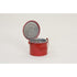 Bench Cans - 4 Qt. Metal - Red Bench Can - Safety Cans